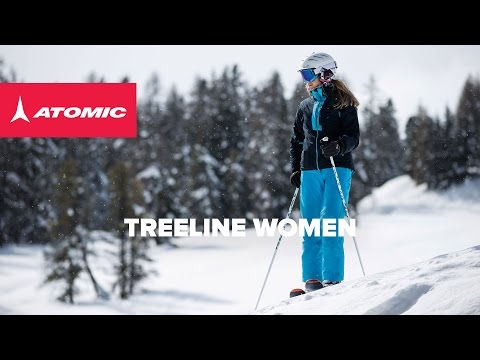 Atomic Skiwear Treeline Women 2015 | Take the weight off