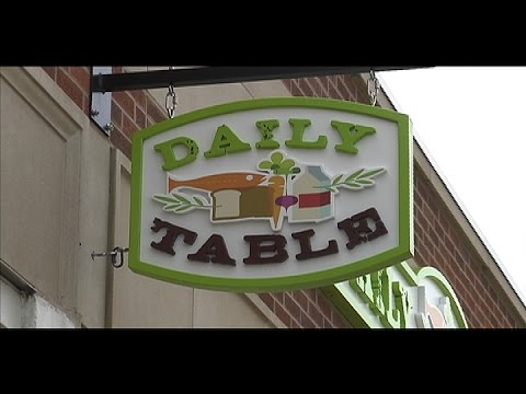 BNN News Interviews Doug Rauch, Daily Table
