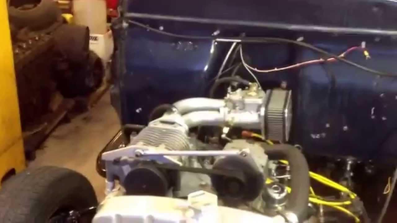 Super Champion 190 supercharged flathead straight 6 Studebaker