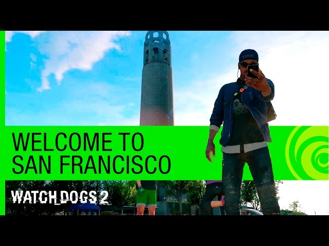 Watch Dogs 2 Video 2