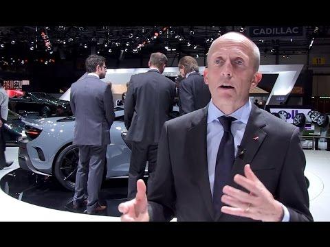 Chris Goodwin on the McLaren 675LT - Geneva Motor Show 2015