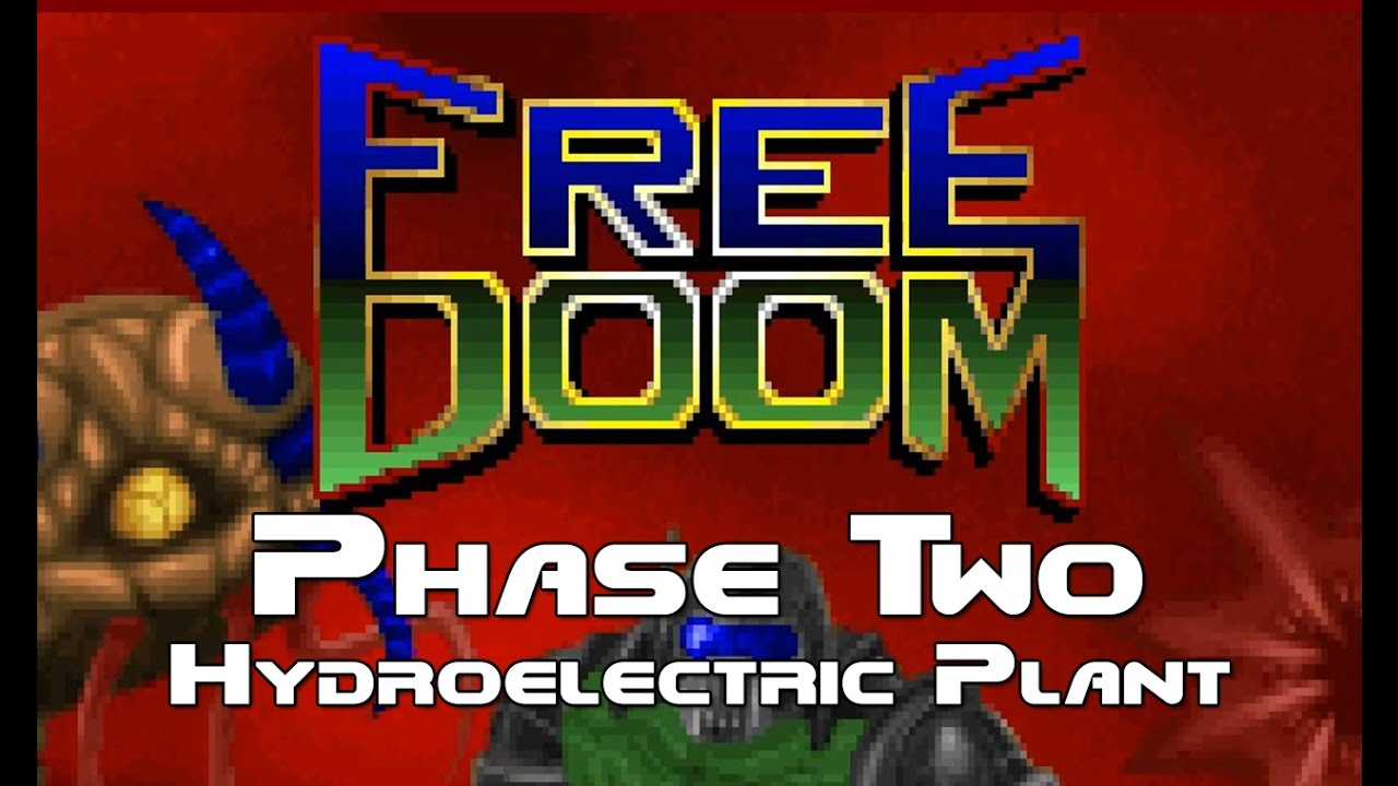Freedoom Phase 2 Walkthrough by elizibar Game Video Walkthroughs