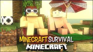 minecraft survival ep 157 fomos para o paraiso
