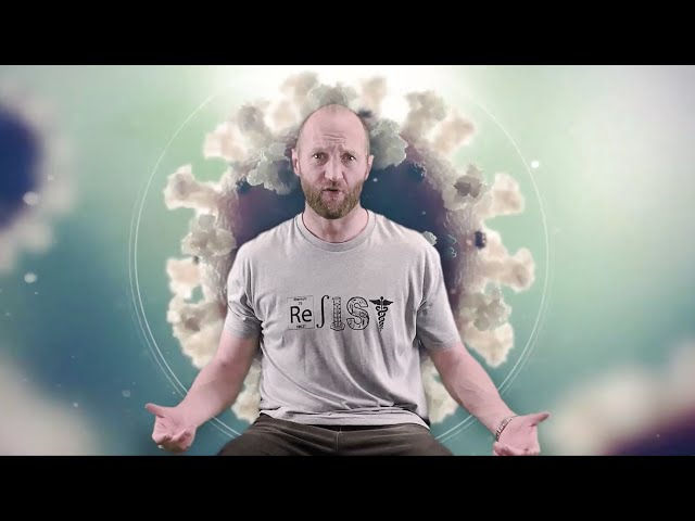 Stay Home –Baba Brinkman Music Video