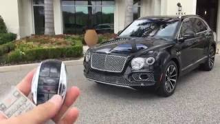 2017 Bentley Bentayga - Quick Demonstration