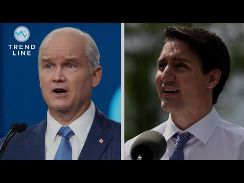 Trudeau or O'Toole? If an election is called, who would emerge as prime minister?   TREND LINE
