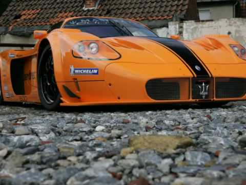 2007 Edo Maserati Mc12 Corsa Youtube