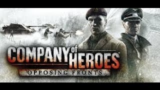 Company of Heroes: Opposing Fronts British Campaign Mission 1 Authie Boudica