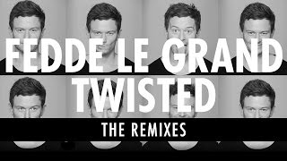 Fedde Le Grand - Twisted (Tony Romera Remix) [Cover Art]