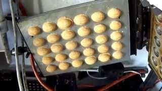 видео форма для выпечки орешков