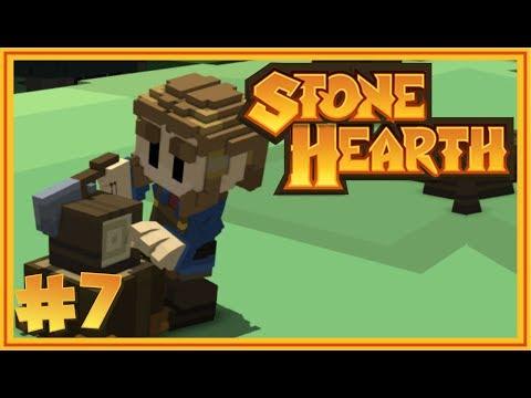 DÜKKANLAR TAMAM Ve KÖYÜ GÜZELLEŞTİRME BAŞLADI - Stone Hearth Türkçe - S2 #7