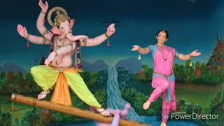 Ichalkaranji ganesh Utsav Mangalwar Peth Yuva Manch Ichalkaranji 2017 ganesh visarjan mirvnuk 2017