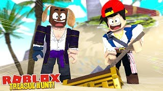 DIGGING FOR GOLD WITH RoPo - TREASURE HUNT SIMULATOR - Roblox gaming adventures