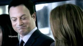 CSI:NY Mac & Claire - If I Should Fall Behind