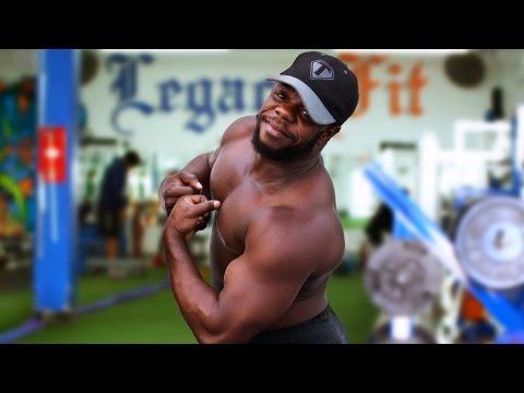 Trans Fitness Fanatic Breaks Bodybuilding Barriers