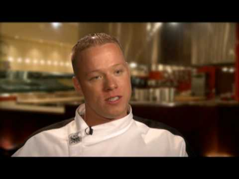 hell's kitchen season 6 van - youtube