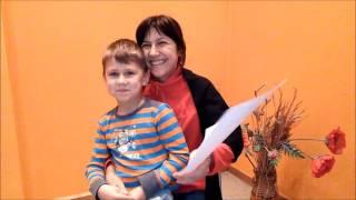Восстановление слуха у детей. Арсений