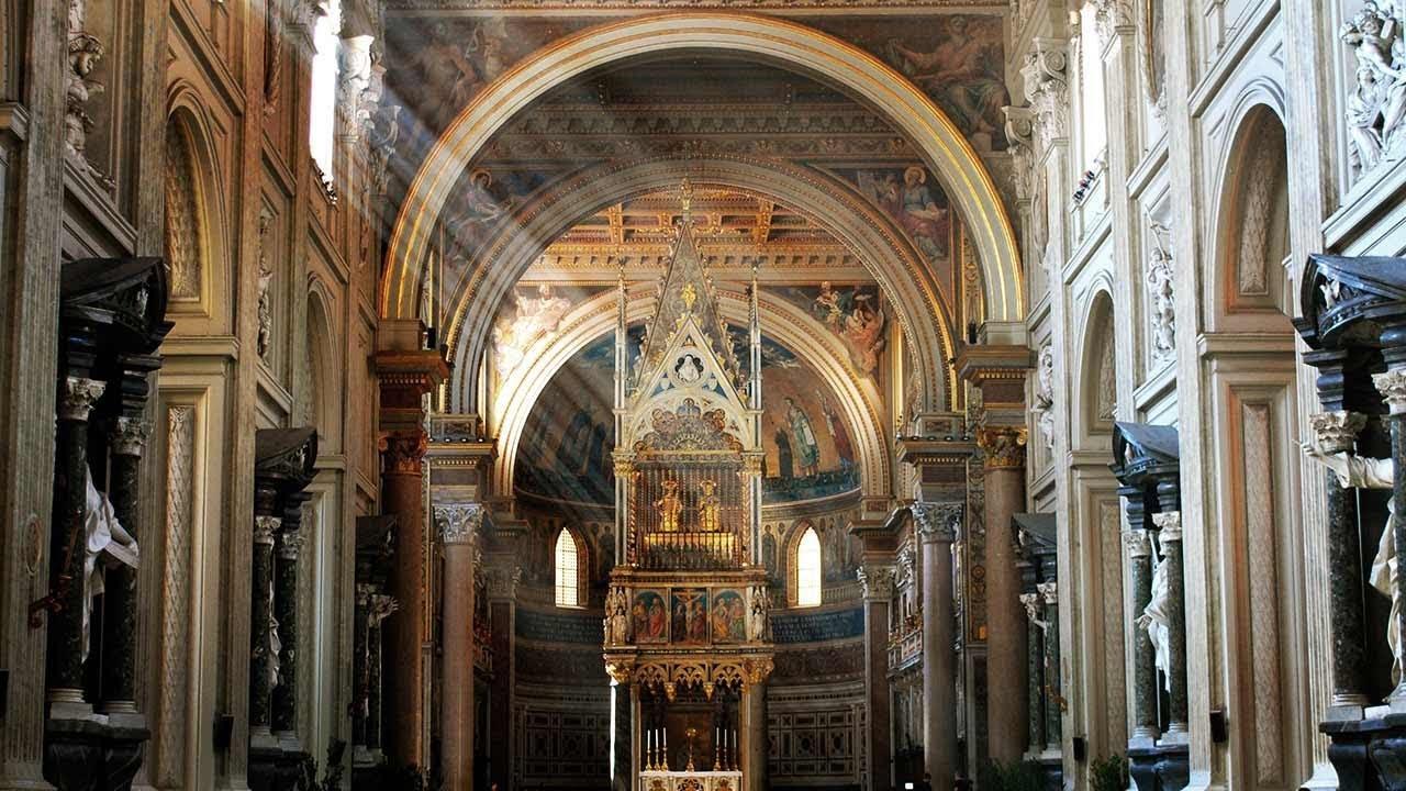 Resultado de imagem para basilica of st. john lateran