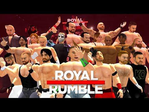Download Wr3d 2k19 Men S Royal Rumble Match Winners 2008