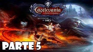 Castlevania Lords of Shadow Mirror of Fate HD Gameplay Walkthrough Parte 5 - Español