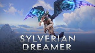 New Mount: Sylverian Dreamer