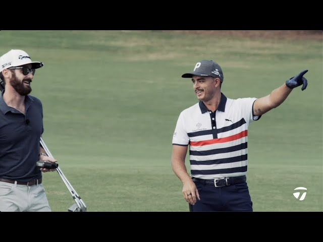 Rickie Fowler's Toughest Recovery Shots | TaylorMade Golf