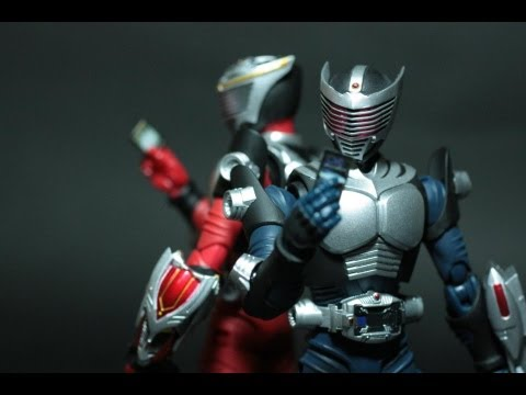 Toy Review: S.H. Figuarts Kamen Rider Ryuki Blank Form