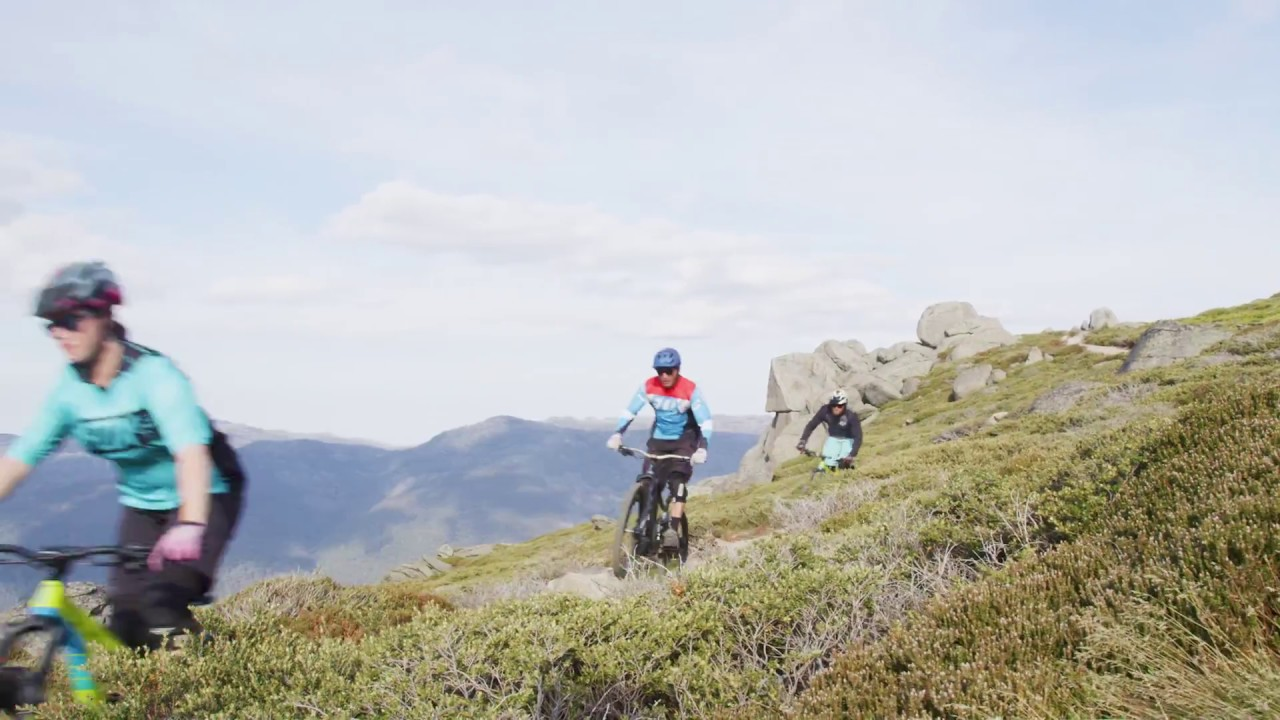 Thredbo Mountain Bike Park: All-Mountain Trail
