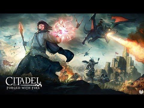 Citadel: Forged With Fire - Обзор. Кажется, что-то свеженькое...