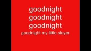 Voltaire 'Goodnight Demon Slayer' lyrics