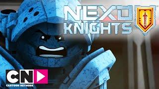 LEGO Нексо Найтс | Я шпион: Клей Морингтон | Cartoon Network