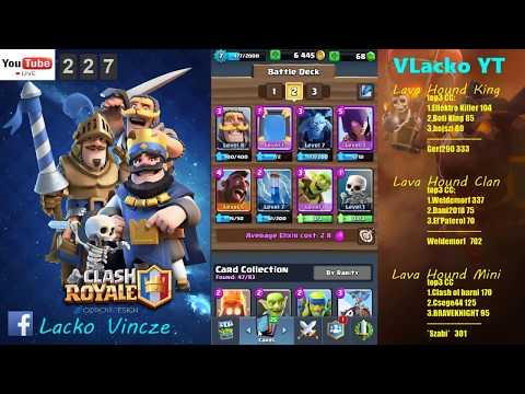 Clash Royale - MAX 3.0  mini verseny