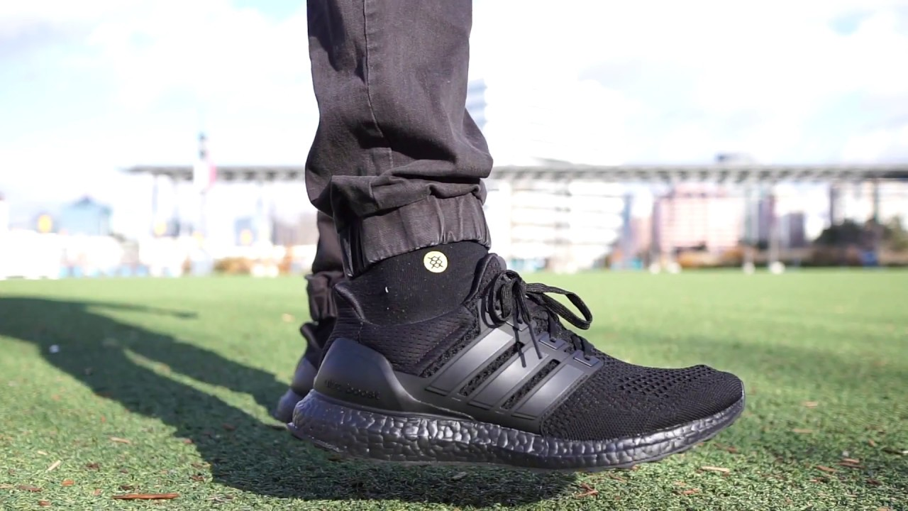 057c6966dad7d THE END OF ULTRA BOOST (TRIPLE BLACK ULTRA BOOST LTD ON FEET REVIEW ...