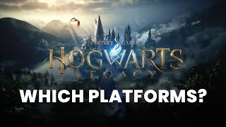 Hogwarts Legacy Coming to PS5, PS4, Xbox One, Xbox Series X and PC