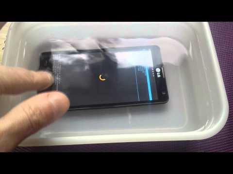 Water test LG L9 II D605