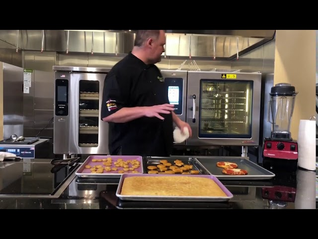 Cooking for K-12 Students Using The Combi Oven featuring Alto-Shaam
