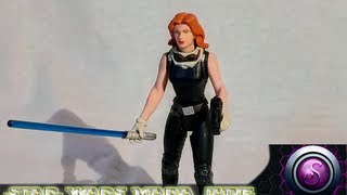 Star Wars Expanded Universe Mara Jade Review (Deutsch/ German)