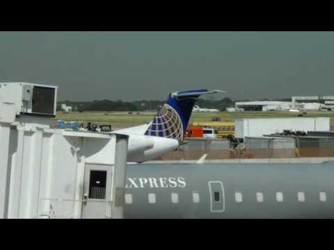 HD SeaPort Airlines Operations Dallas Love Field Delta Take-off United Continental Terminal 1