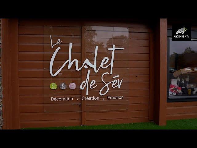 Le Chalet de Sév à Charleville-Mézières
