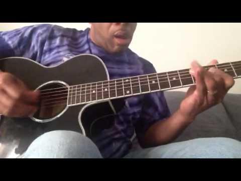 Reggie Bellamy - Acoustic Freestyle