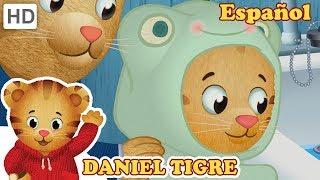 Daniel Tigre en Español - 4 Horas de la Temporada 1 (Compilación de Clips) | Videos para Niños thumbnail
