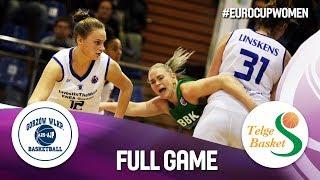 Gorzow v Södertälje - Full Game - EuroCup Women 2019