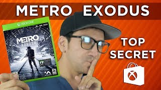 METRO EXODUS  - TOP SECRET