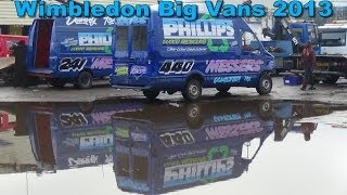 Video Wimbledon Big Vans 2013 banger racing download MP3, 3GP, MP4, WEBM, AVI, FLV Desember 2017