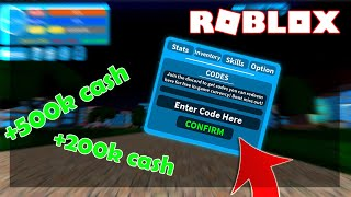 Roblox   ⭐️ EVERY *WORKING* CODES NEW 2019!! [FREE 300,000$+ CASH]   Boku No Roblox: Remastered