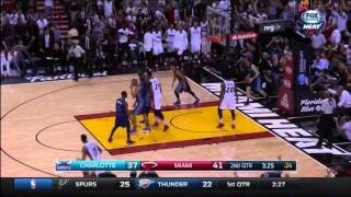 October 28, 2015 - Sunsports - Game 01 Miami Heat Vs Charlotte Hornets - Win (01-00)(Heat HL)