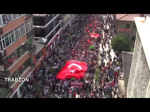 Tüm Yurttan Direniş Görüntüleri / Gezi Parkı Eylemleri