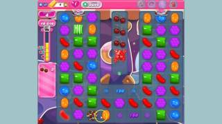 Candy Crush Saga Level 2644  no boosters