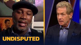 Lennox Lewis previews Spence Jr vs Garcia, talks Tyson's career & Nate Robinson KO'd | UNDISPUTED