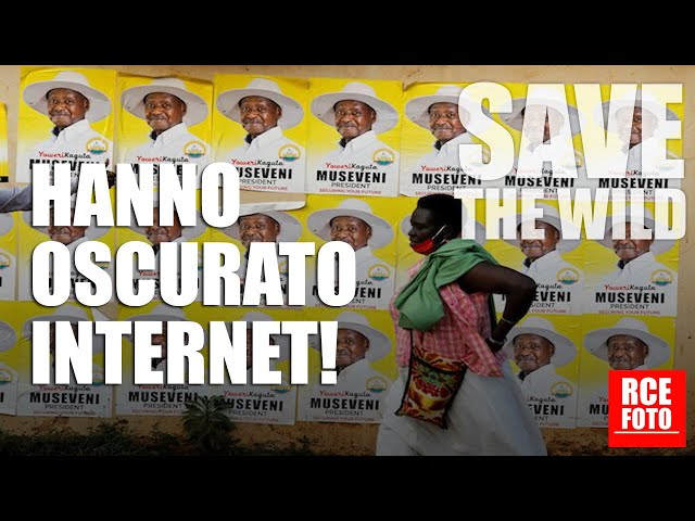 HANNO OSCURATO INTERNET!